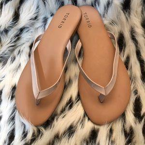 Torrid Nude/Blush Sandal